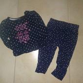 костюм для девочки Еarly days 3-6 месяцев