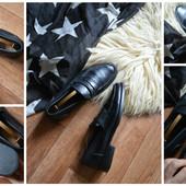 Стильные мужские туфли-лоферы, кожа, р-р 41