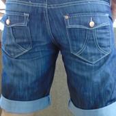 Фирменные стильные джинсы капри бриджи H&M.м-л