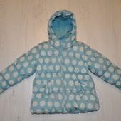 Зимняя куртка Next 7-8 лет 128 рост