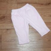 теплые микро вельветовые штанишки на х\б подкладке