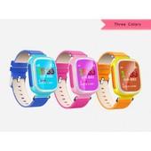 Детские часы с gps трекером Smart Baby Watch Q80