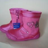 ботинки для девочки демисезонные с 20 21 22 23