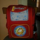 Рюкзак с ортопедической спинкой, Garfield