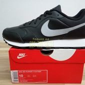 Nike md Runner 2 leather, Кожа, 42,5-43p, Оригинал, Новые