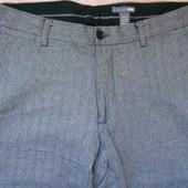 брюки H&M размер 34-32 slim