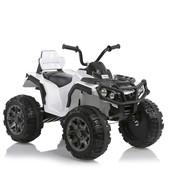 Детский электромобиль X-Rider М050r (белый). Бесплатная пересылка Новой почтой!