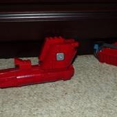 Конструктор реактивный самолет суперпреступника, Mega Bloks