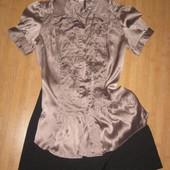 Блузка юбка 42 р. подросток