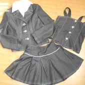 Школьная форма для девочки 2-4 класс