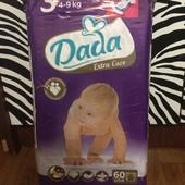 Подгузники Dada premium Дада премиум, Dada extra care