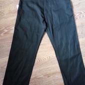 Сток. Коттоновые брюки под джинс George р32, можно подростку