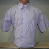 Распродажа! Мужская рубашка с коротким рукавом Cool man.