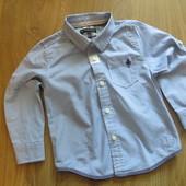 Стильная рубашка ( 2-3 года)