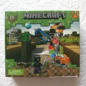 Конструктор Майнкрафт Minecraft
