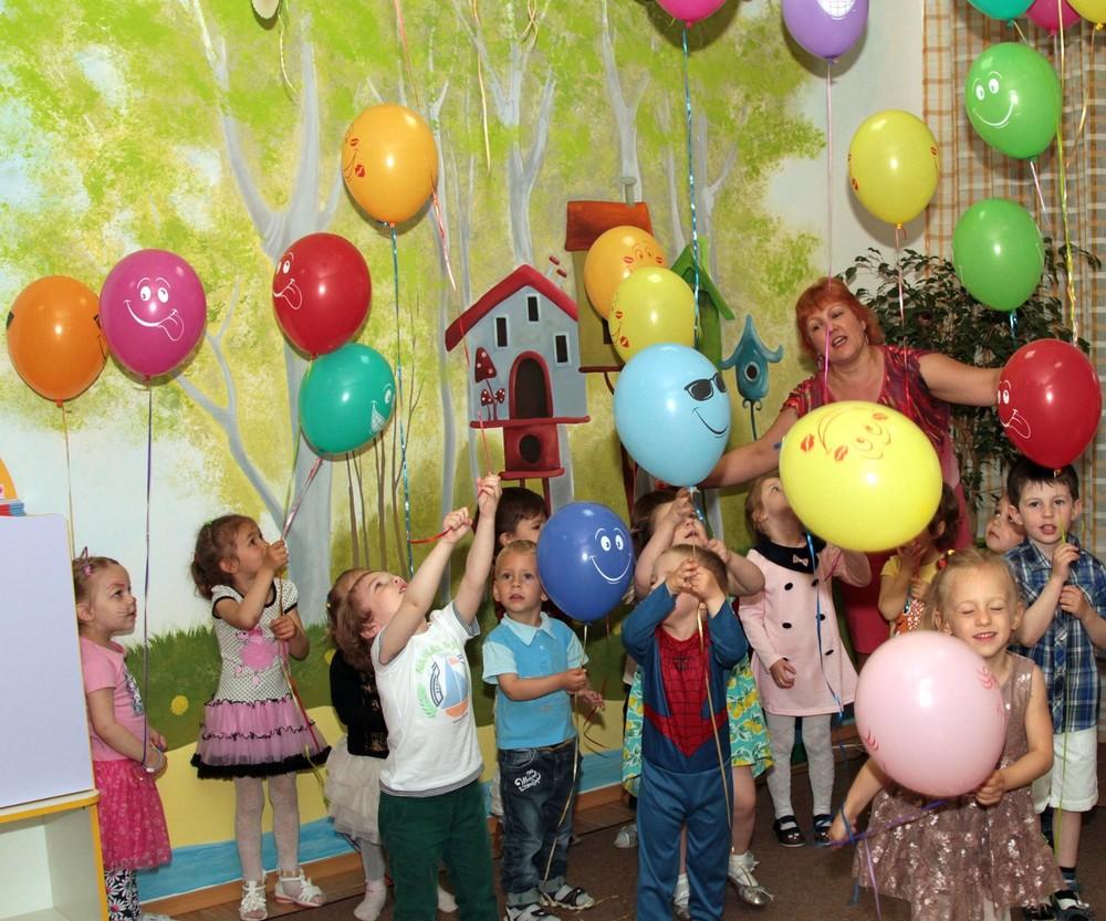 Группа выходного дня для детей от 2 до 5 лет в голосеево фото №1