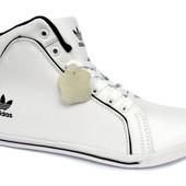 Кроссовки/Полуботинки adidas Натуральная Кожа (330F)