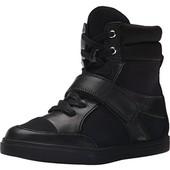 Nine West Сникерсы кроссовки хайтопы черные бренд оригинал из США р38-41