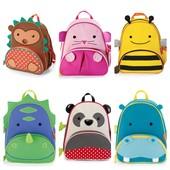 В наличии Детские рюкзаки Skip Hop Zoo Оригинал
