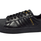 Кроссовки Adidas superstar 80s Black