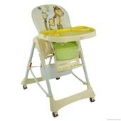 Стульчик для кормления JOY А 0077 для детей
