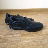 ecco р.38 шкіряні туфлі