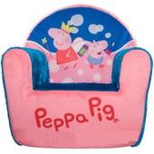 Мягкое кресло Свинка Пеппа
