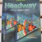 Headway Advanced Student's Book, Підручник з англійської мови