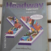 Headway Student's Book English Course, підручник з англійської мови