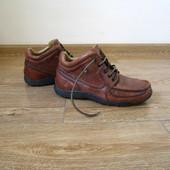 Mon Rex р.40-41 ботинки шкіряні демісезон