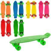 Детский скейтборд Profi MS 0848
