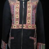 Утепленная куртка френч