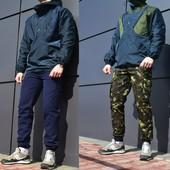 Мужская куртка Анорак stalker на осень