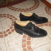 Туфлі calzaturificio Orgos 26 см 40 розмір шкіра Італія