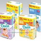 Подгузники Dada Xxl comfort fit extra soft Польша новинка дада ххл комфорт фит памперсы