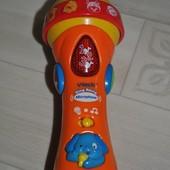 Музыкальный микрофон ,VTech