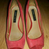 Туфли Mango с открытым носком, 36 размер