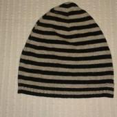 теплая мужкая шапка от Jack & Jones