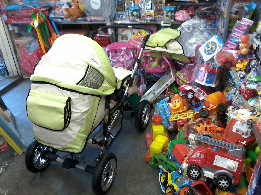 Детская коляска зима-лето Skaut Скаут Польша фото №1