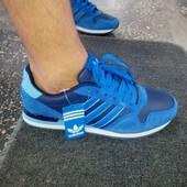 кроссовки р 40-45 adidas zx750
