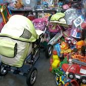 Детская коляска зима-лето Skaut Скаут Польша
