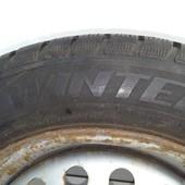 Зимние колеса 75/65 R14