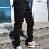 Мужские Штаны Bronson  с низу не на резинке а на липучке
