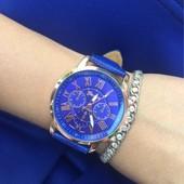 1-31 Наручные часы Geneva цвет - синий