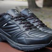 Мужские кроссовки Restime,46-49 размер,натуральная кожа