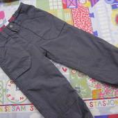 Tu тёплые штаны брюки для 18-24-36 мес. 86-92-98