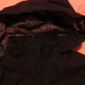 куртка женская Papaya 16размер с капюшоном