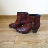 paul green р.37 красиві чобітки ботинки шкіряні