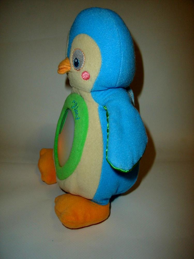 chicco игрушка развивающая пингвин музыкальный
