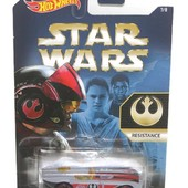 Коллекционные машинки Hot Wheels, Star Wars 2015 exclusive bundle of 8 Die-cast vehicles, 1:64 scale